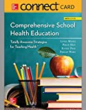 Connect Access Card for Comprehensive School Health Education