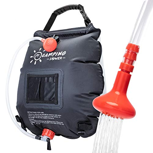 5 Gallon Portable Outdoor Camping Shower