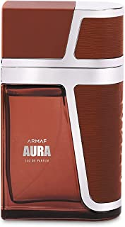 Aura Amber Fragrance For Men Eau de Parfum 100ml Brown For Him By Armaf from The House of Sterling