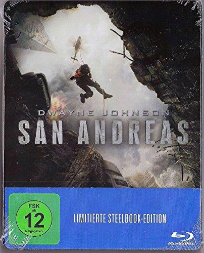 San Andreas - Limitierte Steelbook-Edition
