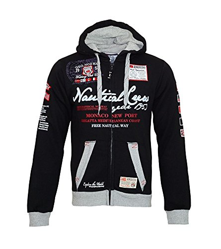 Geographical Norway - Chaqueta - para hombre negro M