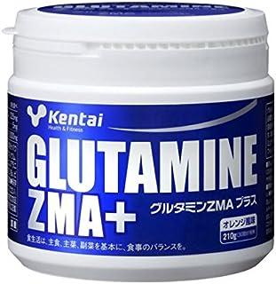 【お徳用 2 セット】 Kentai(ケンタイ) グルタミンZMA(ジーマ)プラス 210g×2セット