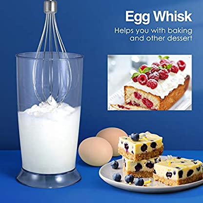 Stabmixer-Set-1000W-Acoqoos-Elektrische-Puerierstab-Set-mit-6-Geschwindigkeiten-Einstellbar-4-Edelstahl-Mixfuss-4-in-1-Mixstab-fuer-Smoothie-Suppen-Joghurt-Saucen-Babynahrung