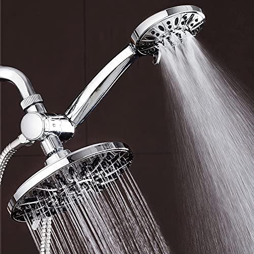 AquaDance 7 inch Premium High Pressure Shower Head