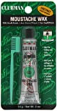 Clubman Pinaud Moustache Wax with Free Brush/Comb Applicator