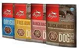 Orijen Freeze Dried Dog Treats 4-Pack (Original, Angus Beef, Alberta Lamb,...