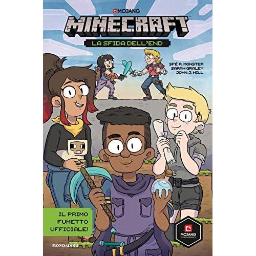 La sfida dell'End. Minecraft. Il fumetto ufficiale