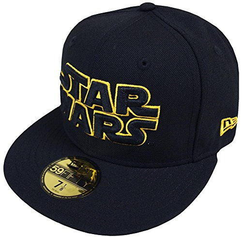 New Era Star Wars Black 59fifty Fitted Cap Special Limited Exclusive Edition Men