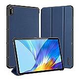 Dux Ducis - Funda para Huawei MatePad 10.4 - Domo Book Case - Triple Cover - Azul