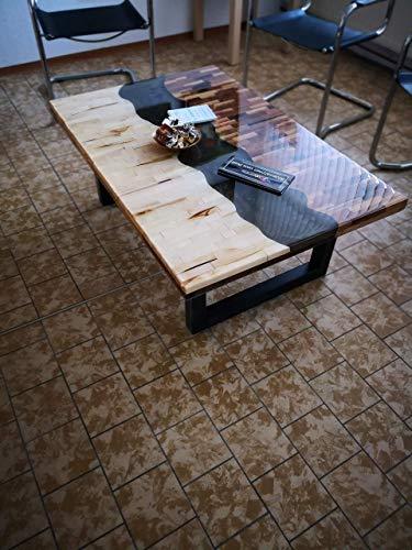 Kunstharz Tisch - Couchtisch oder für Ihr Büro