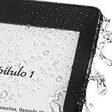 Kindle Paperwhite - Resistente al agua, pantalla de alta resolución de 6', 8 GB, con publicidad