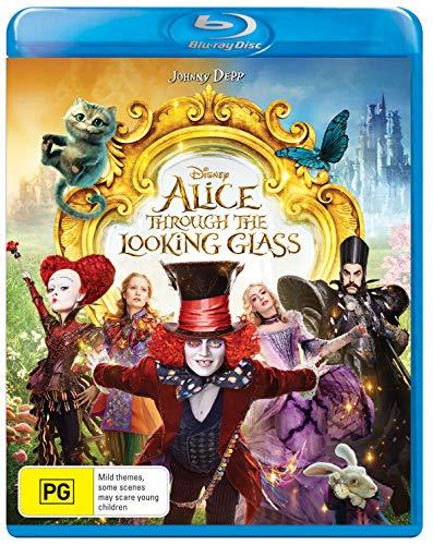 Alice Through The Looking Glass (Alice de l'autre côté du miroir) [Blu-ray]