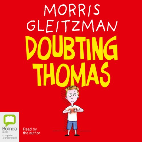 Doubting Thomas audiobook cover art