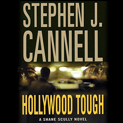 Hollywood Tough audiobook cover art