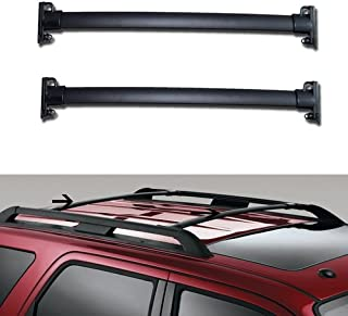 Outdoordeal Roof Rack Cross Bars for 2008-2012 Ford Escape Luggage Cargo OE Style