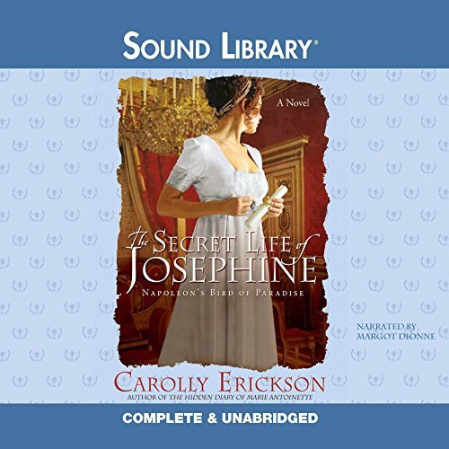 The Secret Life of Josephine audiobook cover art