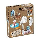 Re Cycle Me–Recycleme defg1240Manualidades Diversión Invierno Special Edition para 6Modelos