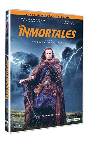 Los inmortales [DVD]