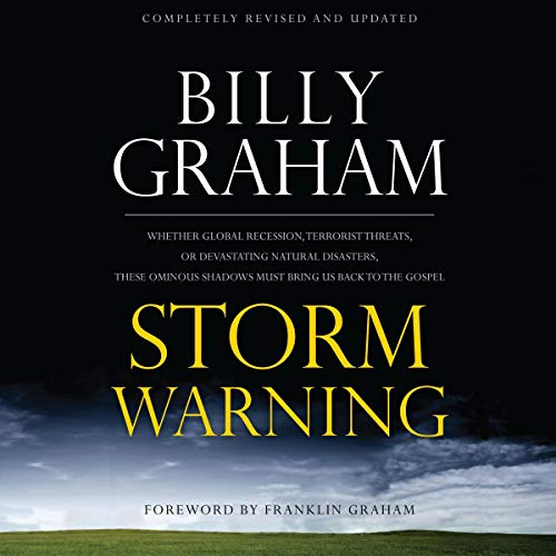 Storm Warning  By  cover art