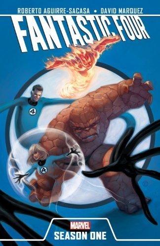 [(Fantastic Four: Season One )] [Author: Roberto Aguirre-Sacasa] [Feb-2012]