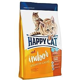 Happy Cat Indoor Adult Salmon Pet Food, 300 g