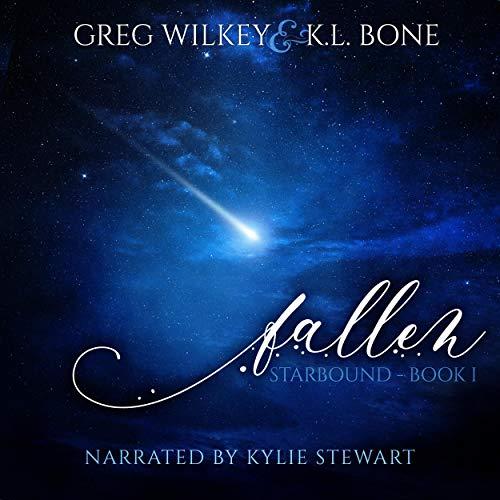 Fallen Audiobook By K.L. Bone, Greg Wilkey cover art