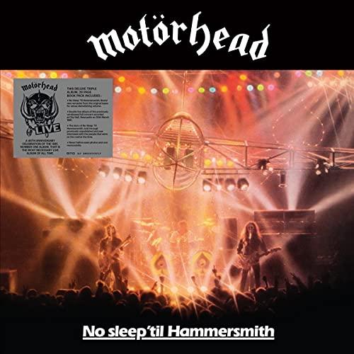 No Sleep 'Til Hammersmith (40th Anniversary Deluxe Edition) [Vinilo]