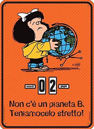 Mafalda. Pianeta B. Calendario perpetuo
