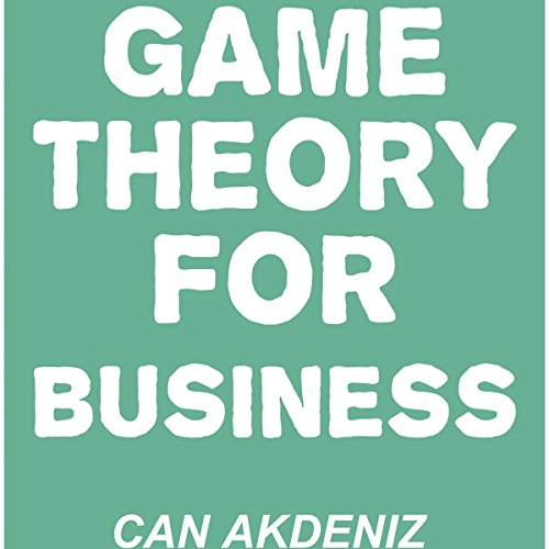 Game Theory for Business audiobook cover art