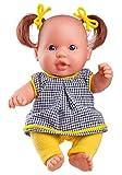 Paola Reina Paola reina0130822cm Greta Puppe (klein)
