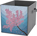 Cajones de almacenamiento | Caja de almacenamiento cuadrada plegable, cubo organizador duradero, muelle