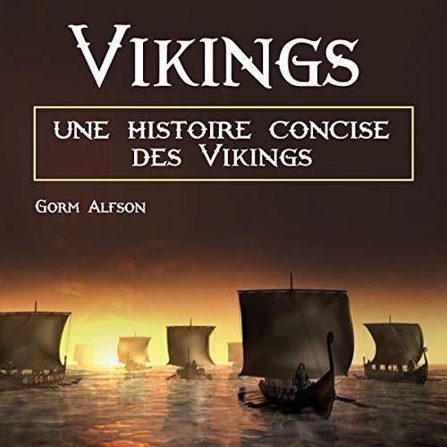 Couverture de Vikings: une histoire concise des Vikings