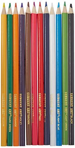 Sargent Art 288-Count Colored Pencil Class Pack, Best Buy Asssortment, 22-7293