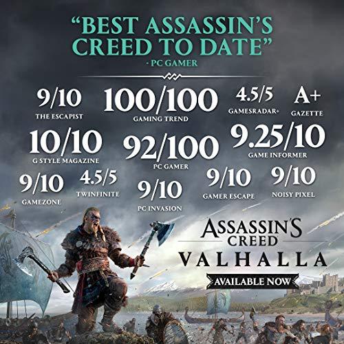 51jHSt9516L - Assassin's Creed Valhalla PlayStation 5 Standard Edition