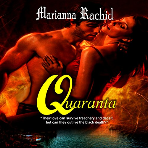 Quaranta audiobook cover art