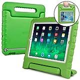 Cooper Dynamo [Rugged Kids Case] Protective Case for iPad 4, iPad 3, iPad