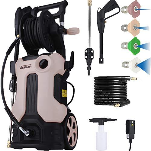 Cecotec 5404 Hidrolimpiadora HidroBoost 2400 Home&Car 2400W 180 bar 480 l/h,...