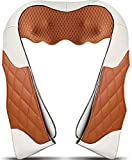 Neck Massager with Heat, Deep Kneading Back Massager, 3D Massage for Back Neck Shoulder Waist and...