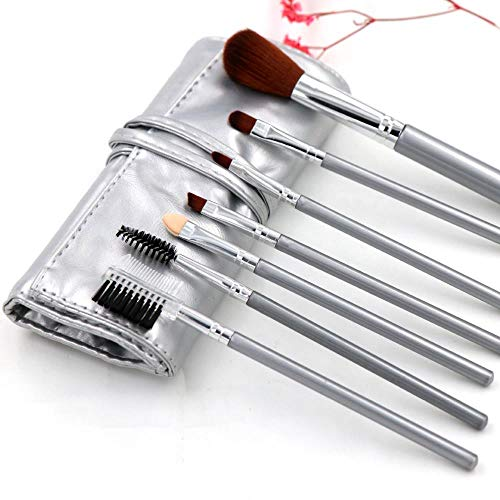 Make-up Pinsel Set, 7 Professionelle Make-up Pinsel Make-up Pinsel Set Beauty Cosmetic Foundation...