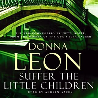 Suffer the Little Children cover art