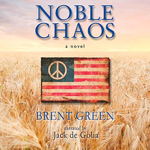 Noble Chaos Audiobook By Brent Green cover art