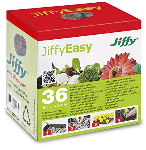 JIFFY ø36mm pastilles de 36 pièces