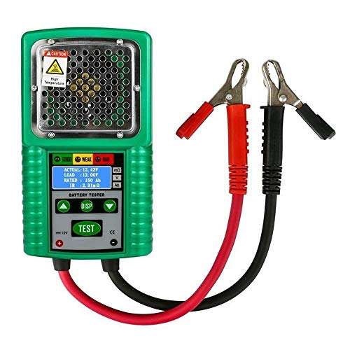 Amazing Deal L.P.L Digital Tester Car Battery Tester 6V and 12V DC 4-Bit Display Battery Marine Battery