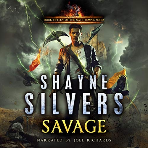 Savage cover art