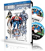 JLA: Earth 2 Book & DVD Set: Plus DC Universe Original Movie Justice League: Crisis on Two Earths