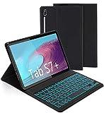 Best Backlit Keyboards - Bluetooth Backlit Keyboard Case for Samsung Galaxy Tab Review