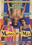 Menos_es_más DVD