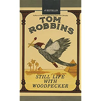 tom robbins books