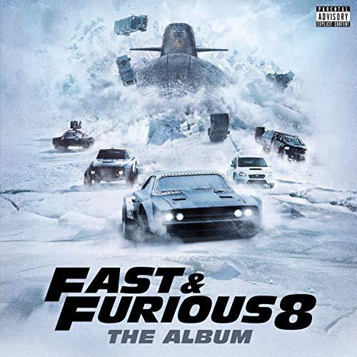 Fast & Furious Vol. 8: Album O.S.T. [CD]