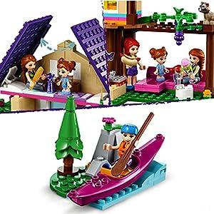 Amazon.co.jp - レゴ フレンズ ハートレイクの森のおうち 41679
